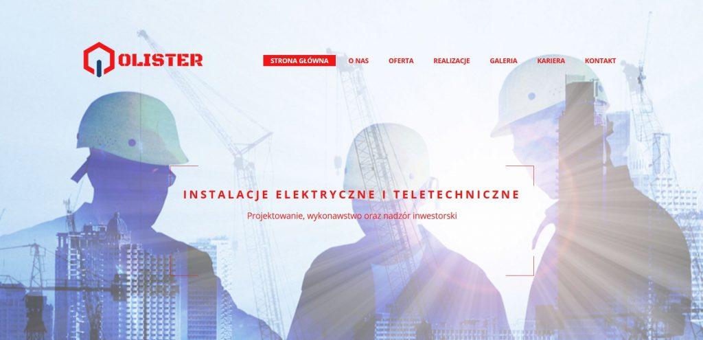 Nowa strona www – Olister.pl