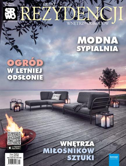 Polecamy lekturę – Pufy.pl w Świecie Rezydencji