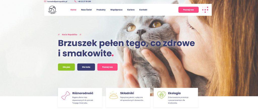 Nowa strona PetRepublic.pl